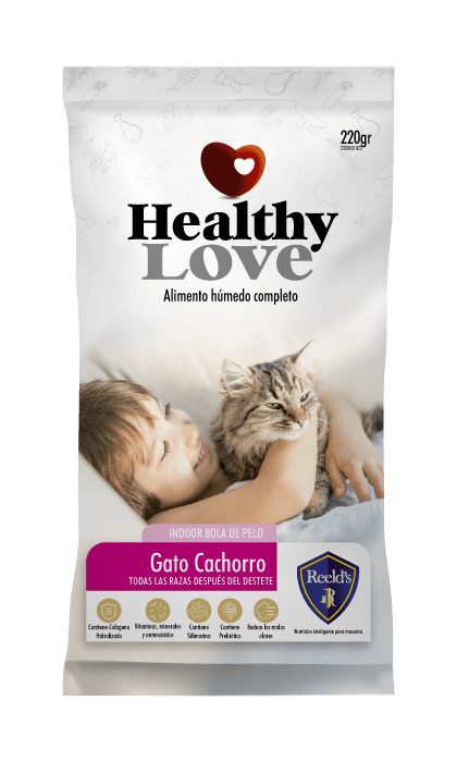 Healthy Love Gatos